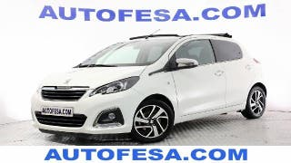 Peugeot 108 1.2 PureTech Open 60 kW (82 CV)