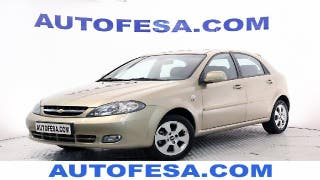 Chevrolet Lacetti 2.0 TCDI 16v CDX 89kW (121CV)