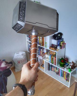 Mjolnir Martillo de Thor