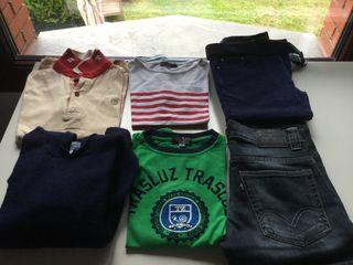 Lote ropa niño talla 10 años