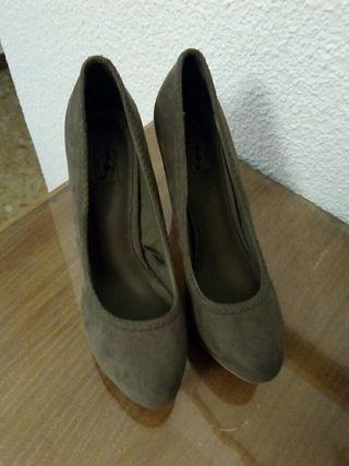 Zapatos stradivarius 41