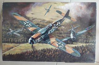 Bf 109K Fujimi 1/48