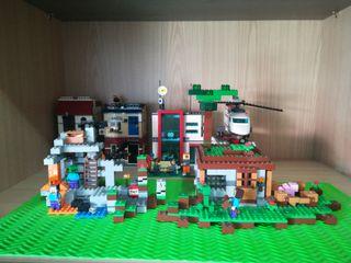 Construcciones hechas LEGO®
