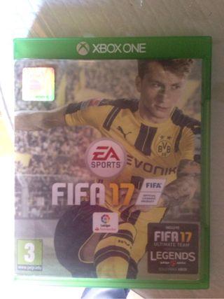 Fifa 17 X Box One