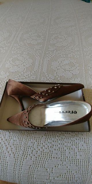 Zapatos de fiesta n 37