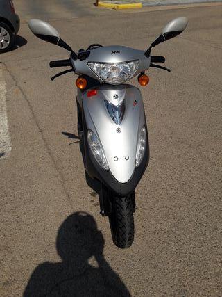 ciclomotor de 49c.c