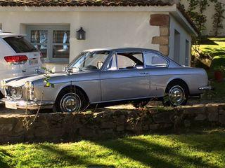 Lancia flavia 1962