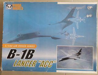 B-1B Panda Model 1/144