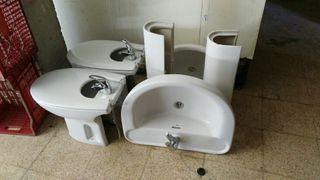 lavabos y bidets