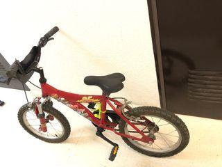 Bici niño