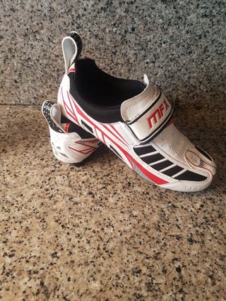 Zapatillas ciclismo carretera MUDDYFOX RBS-300