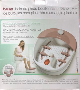 Bañera de burbujas para pies BEURER