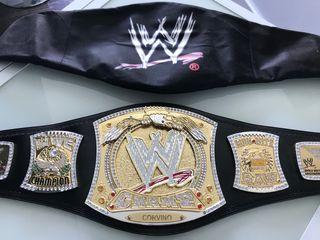 WWE Replica cinturon original