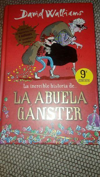 Libro La abuela Ganster