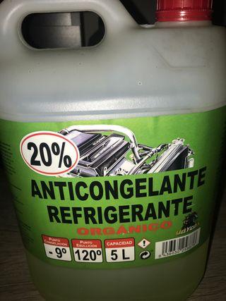 Anticongelante