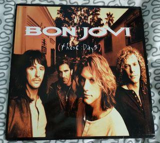 Bon Jovi These Days LP