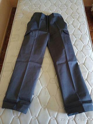 Pantalón multibolsillos trabajo T-42