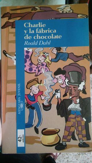 Roald Dahl. Charlie y la fábrica de chocolate