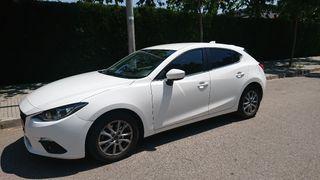 Mazda 3 luxury 2.2 diésel 150cv