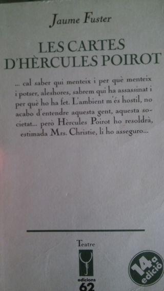 Les cartes d'Hèrcules Poirot. Jaume Fuster