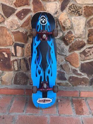 Skate, patinete, monopatín