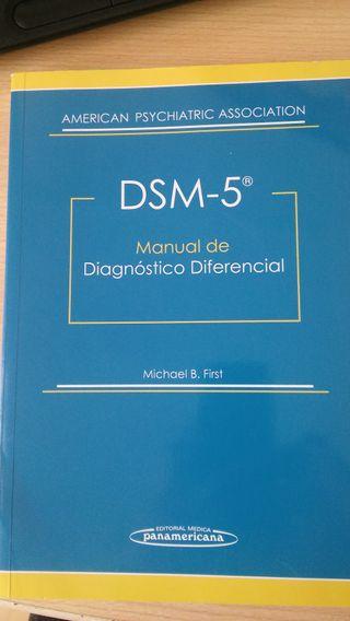 DSM-5. Manual Diagnóstico Diferencial