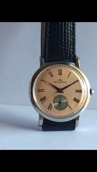 Reloj Movado Bumper Vintage