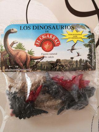 dinosaurios de el cigarral