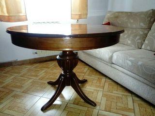 Mesa comedor clásica madera