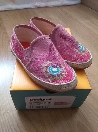 Zapatillas DESIGUAL niña