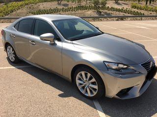 Lexus IS 300H 2015 Híbrido