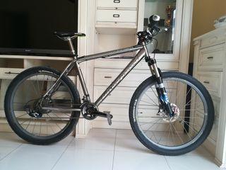 "Bicicleta MTB, Titanio 6/4 ""LITESPEED"" Talla 18"