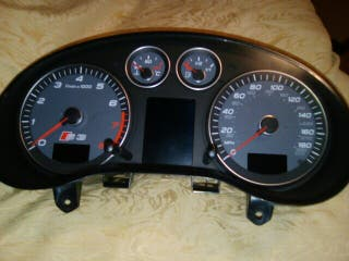 Cuadro de mandos Audi