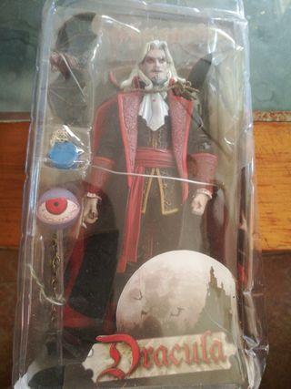 figura Castlevania Dracula sin abrir