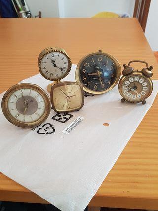 vendo lote de reloj antiguo