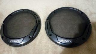 Rejillas kenwood para altavoces de 17cm