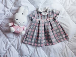 Vestido Mayoral (4-6 meses)