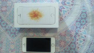 Iphone SE GOLD 32GB como nuevo