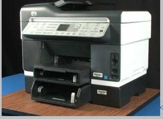Dos impresoras multifuncion HP officejet L7780