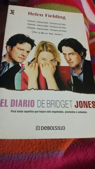 2 libros : El Diario de Bridget Jones y La Otra
