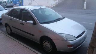 ford focus automatico sedan