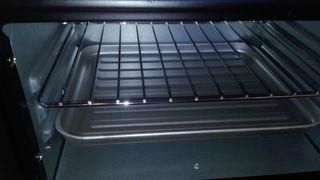 horno pequeño taurus con grill