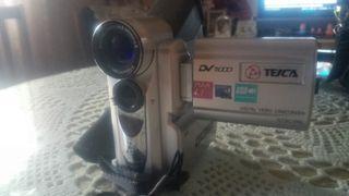 cámara de vídeo digital teica