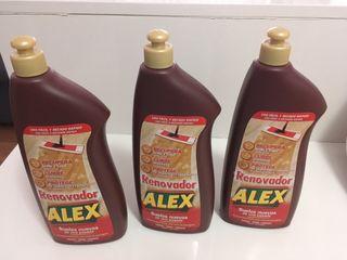 Renovador parquet Alex