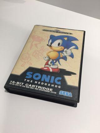 Juego Sega Mega Drive