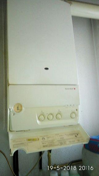 caldera y radiadores