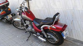 Kawasaki en500 vulcan