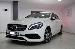 Mercedes-Benz Clase A 200D 7G-DCT AMG LINE
