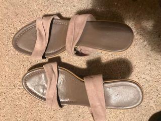 Zapatos de verano mujer piel