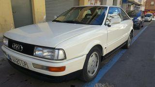 Audi coupe 1991 2.3 gasolina, libro revisiones
